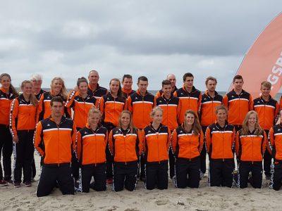 Grote afvaardiging Dordtenaren in Team NL
