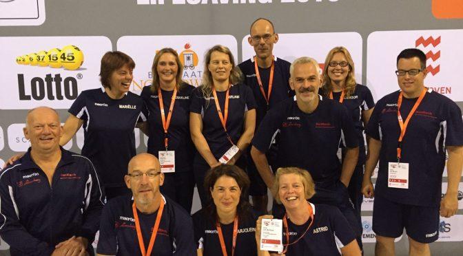 Masters Lifesavingteam Dordrecht