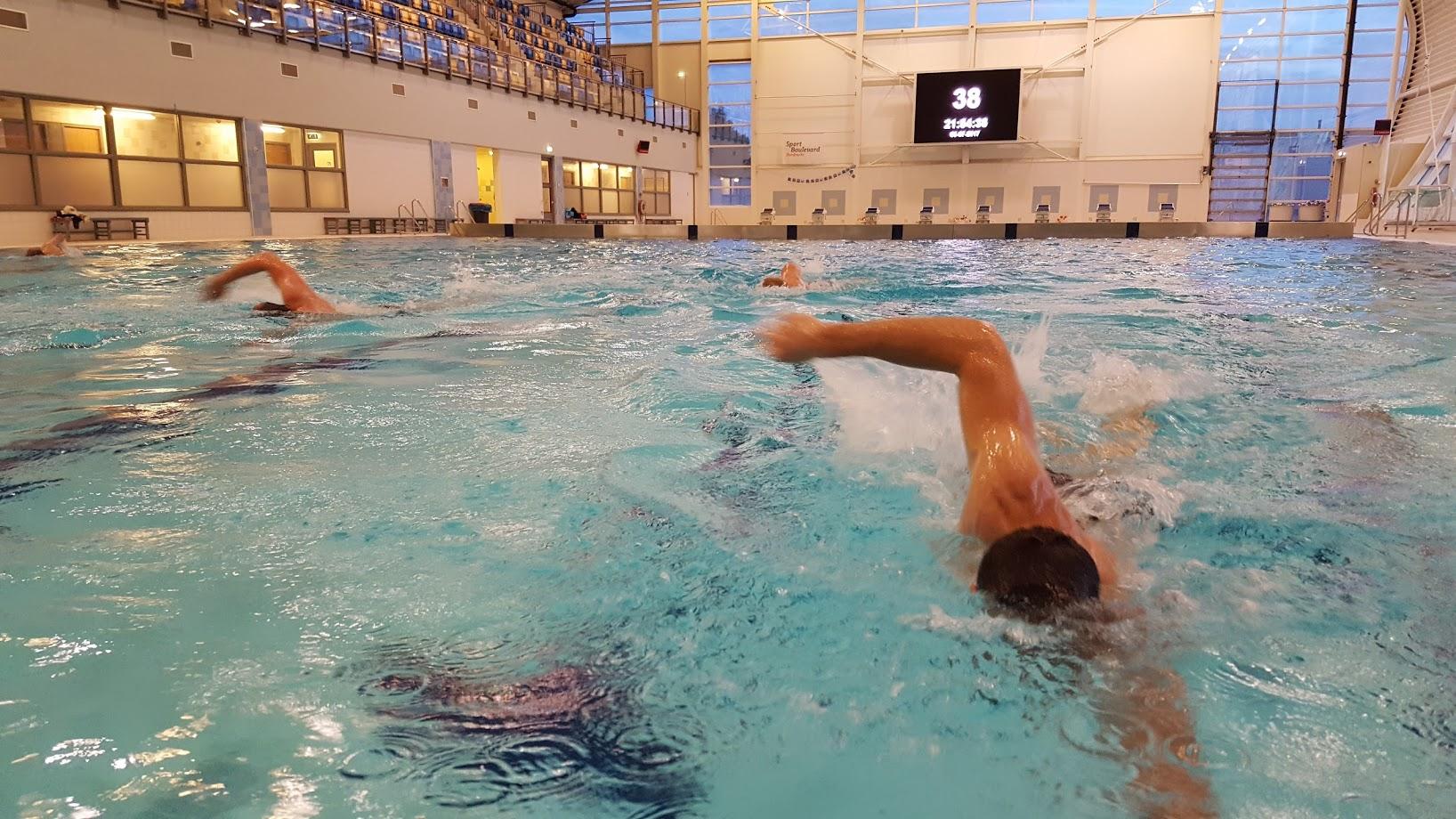 Zwemmen Volwassenen Masters Conditie