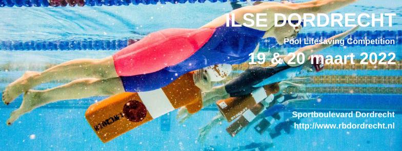 ILSE Dordrecht 2022 Pool Lifesaving Competition