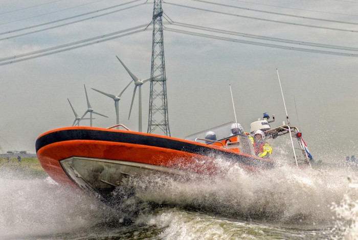 KNRM reddingboot KBW1910 in actie